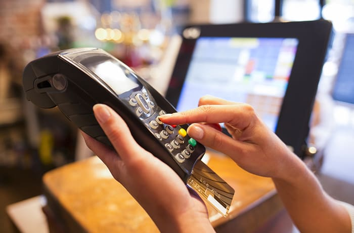 Solutions for point-of-sale transactions