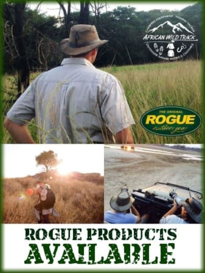 Rogue outdoor clothing available in stock