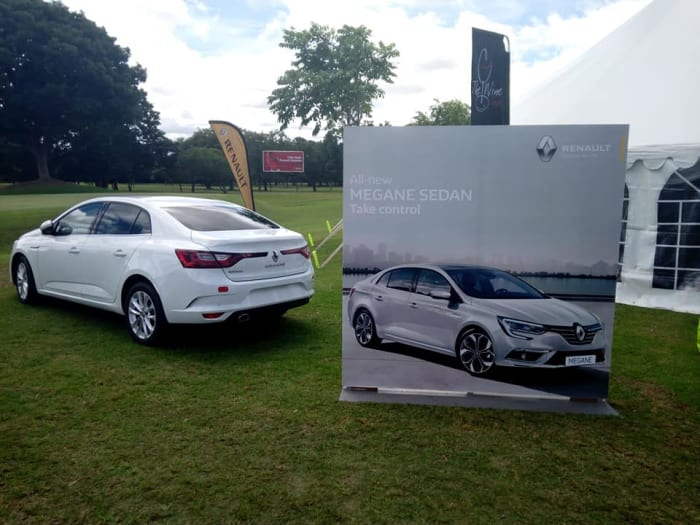 Renault Zambia sponsors ZANACO Masters Golf Tournament
