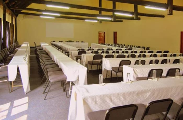 Choice of 3 conference halls