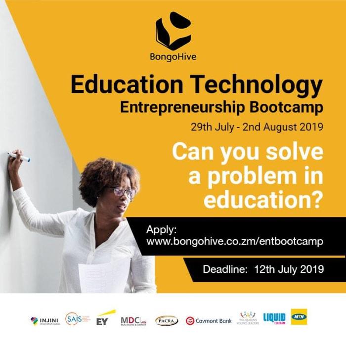 Education Technology Entrepreneurship Bootcamp