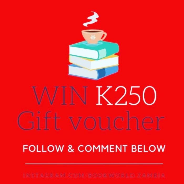 Win K250 gift voucher