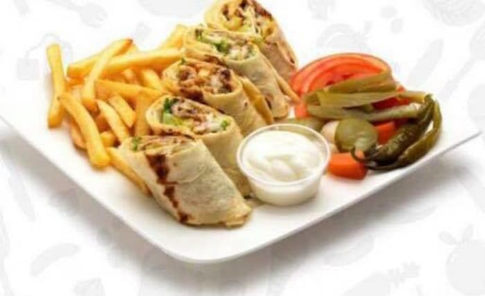 Now serving Lebanese dishes