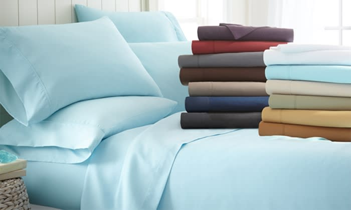 Bedsheets and linen