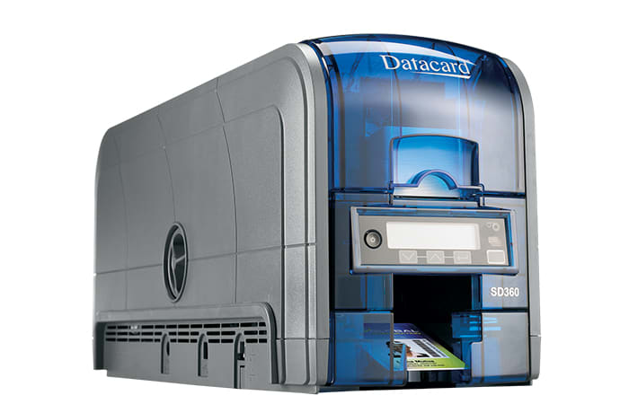 Authorised distributor of brands such as Datacard PVC card printers
