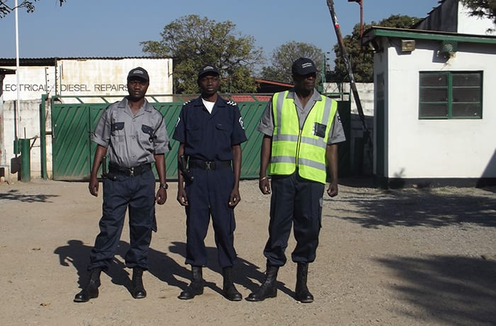 Security services for individuals and businesses
