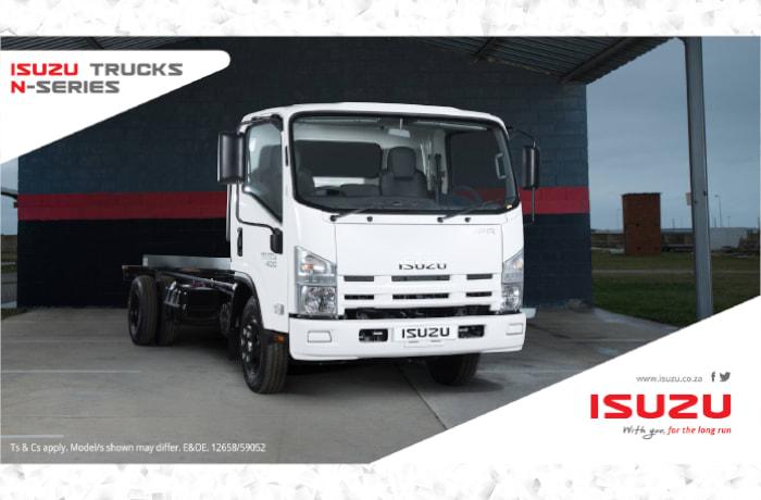 Isuzu Trucks: N, F & FX Series