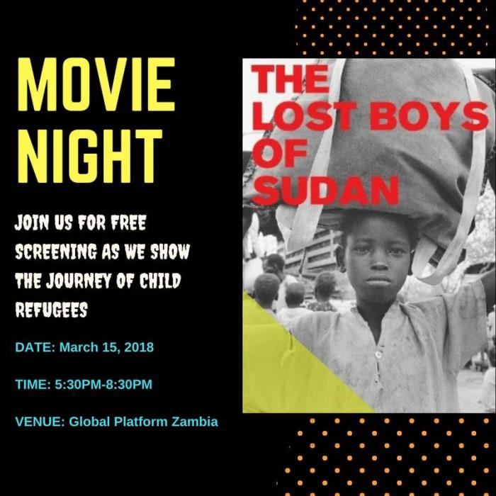 'Lost boys of Sudan' movie screening