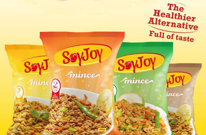 SoyJoy - soya based minced meat