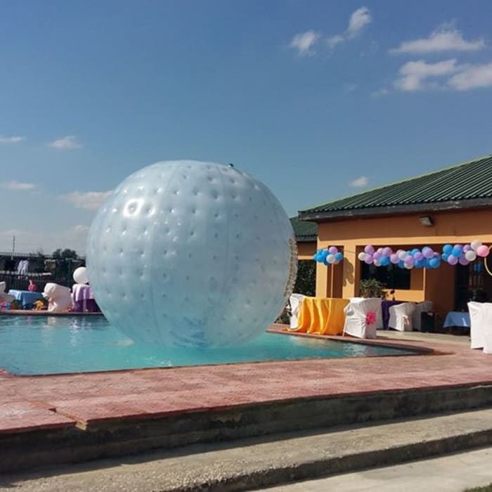 Zorb balls for Hire