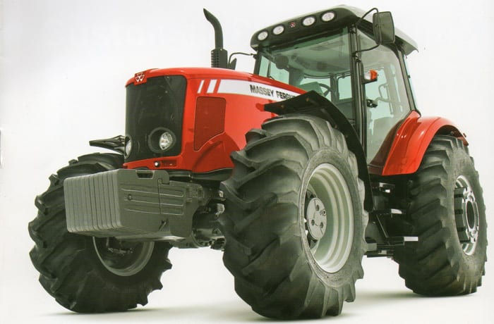 Sole distributor of Massey Ferguson tractors, combine harvesters and agricultural equipment