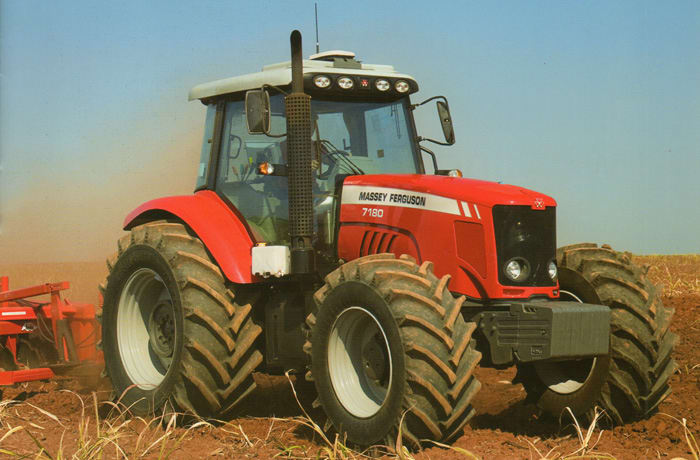 Sole distributor of Massey Ferguson tractors and combine harvesters
