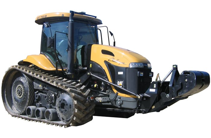 Challenger heavy duty harvesters