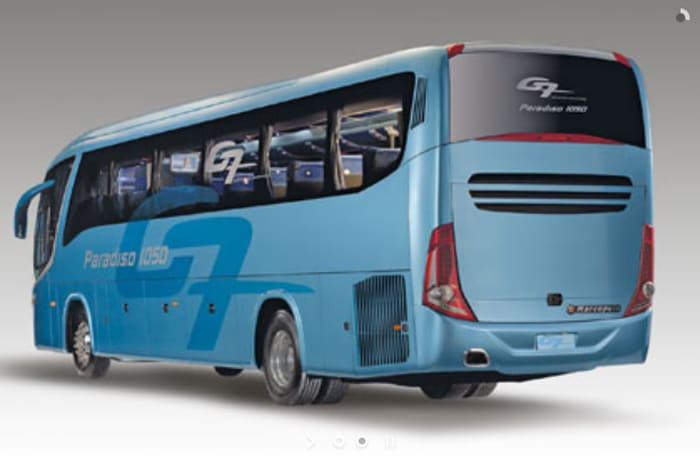 Scania buses from Hazida Motors