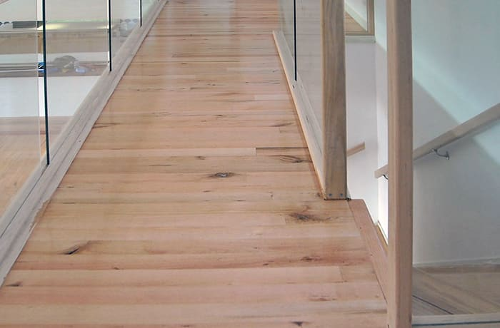 Professional wooden wall cladding services