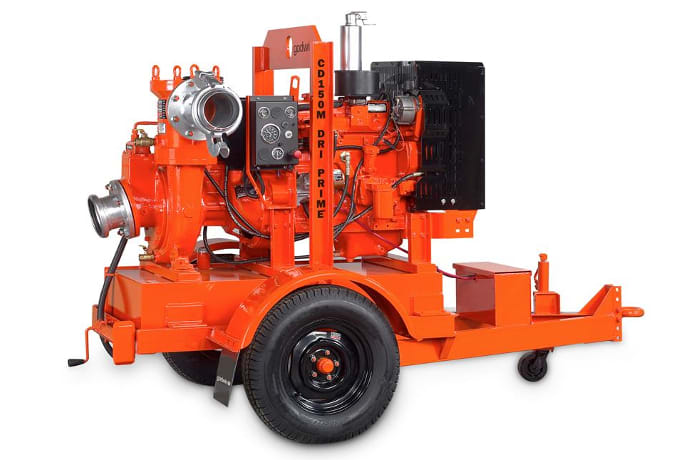 Godwin self - priming pumps