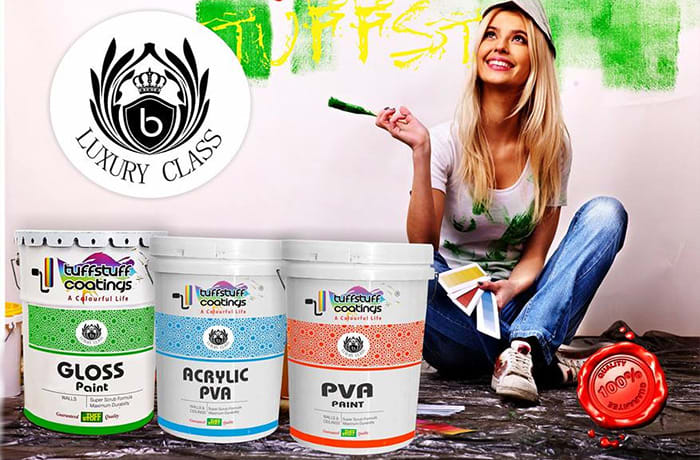 Did you know that Tuffstuff Coatings produce an economy paint?