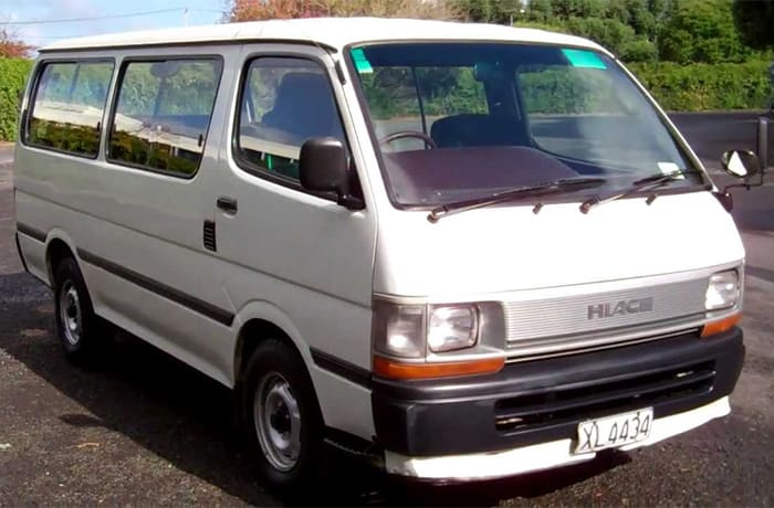 Light commercial vehicle sales