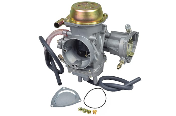 A comprehensive range of motorbike spares and accessories