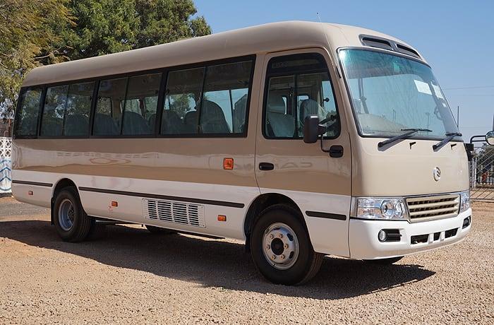 Dynamic Zambian based automobile company