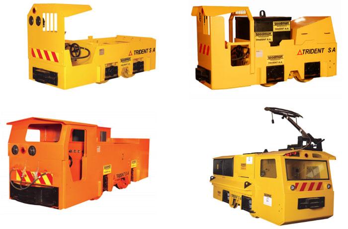Distributors of Goodman, Eimco and Man-Dirk range of products