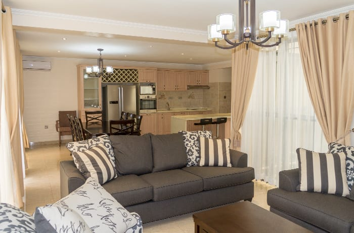 12 furnished apartments for short/long term rentals
