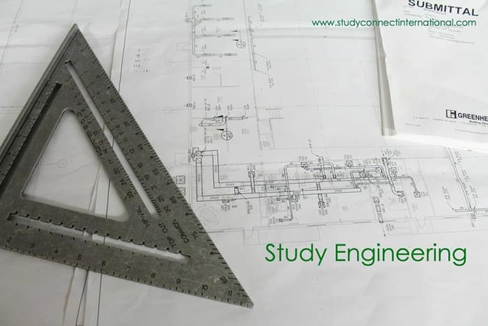 Study engineering in the UK