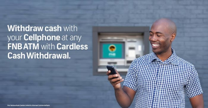 Forget your card? Withdraw cash using your phone with Cardless Cash