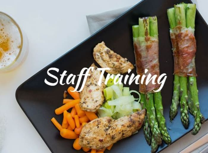 A cooking course for your house helper