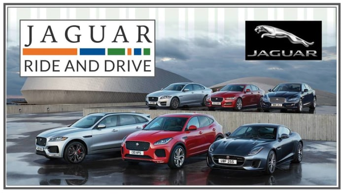 Jaguar Ride and Drive at Novare Mall