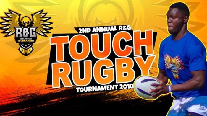 R&G Touch Rugby Tournament 2018