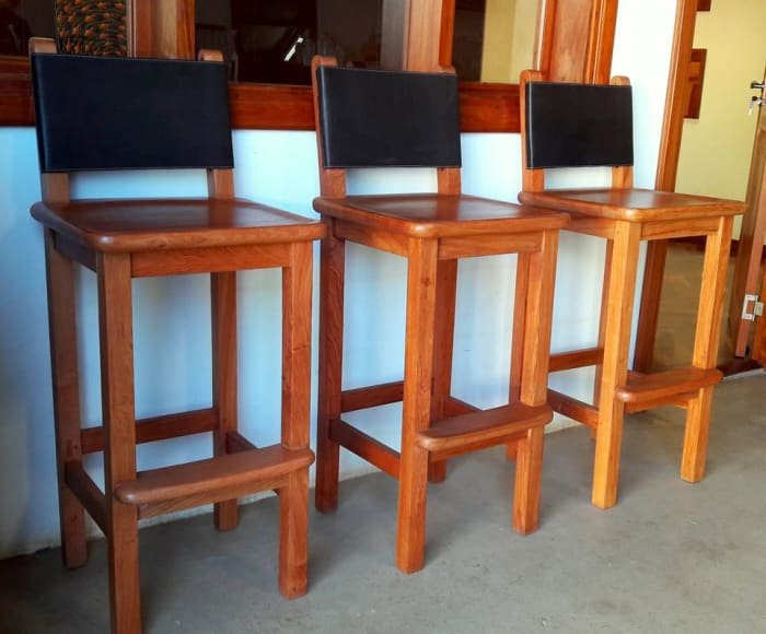 Custom made bar furniture
