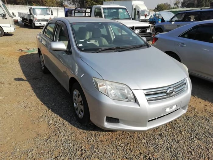 Unregistered Toyota Axio car for sale in Kitwe