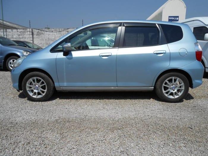 Unregistered Honda Fit car for sale in Lusaka