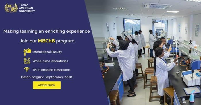Applications open for Bachelor of Medicine and Surgery (MBChB)