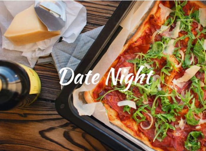 Date Night - book a lesson with your favourite person