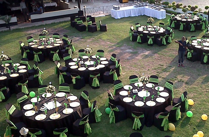 Popular for weddings, private functions and conferences