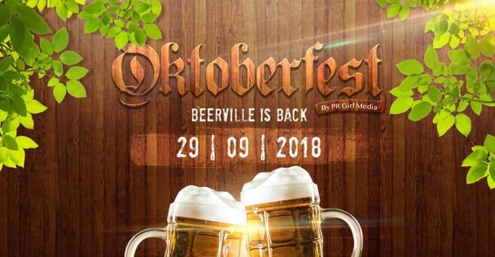 Oktoberfest Lusaka 2018