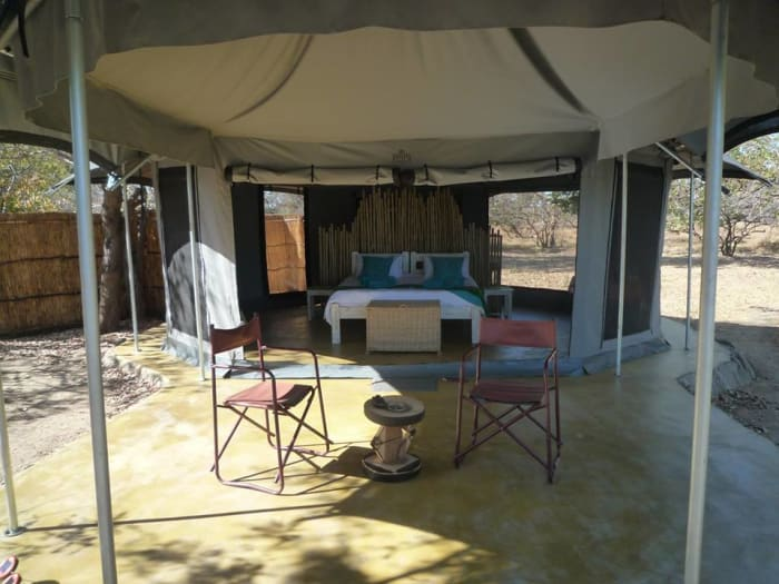 Discover the Kafue National Park in Zambia with Mawimbi Bush Camp - a luxury tented camp on the river!