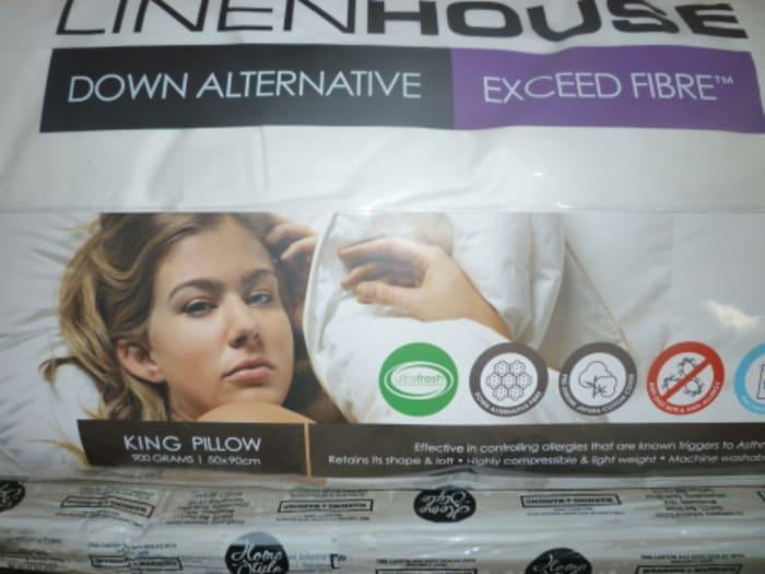 High quality pillows