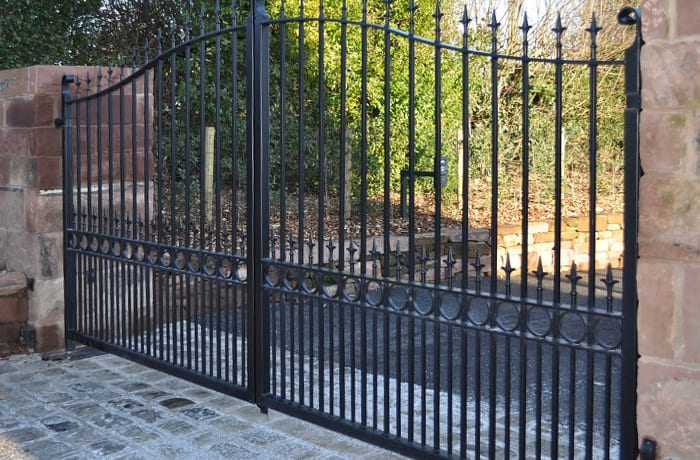 Wrought iron products - designs are very attractive and come in styles to suit any taste