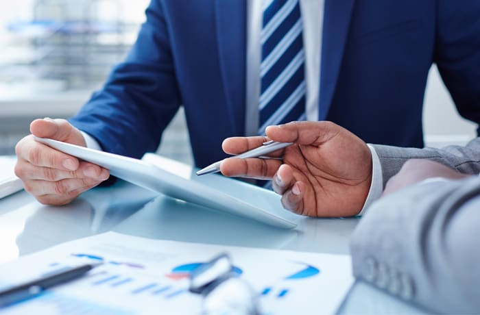 Financing solutions for business entities