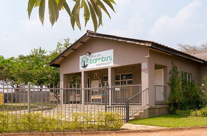 A Lusaka based Montessori school