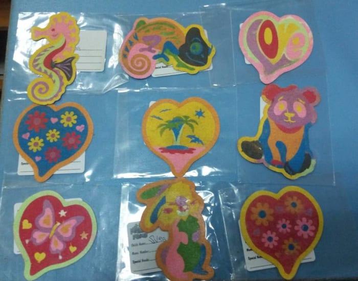 Art activities for little ones
