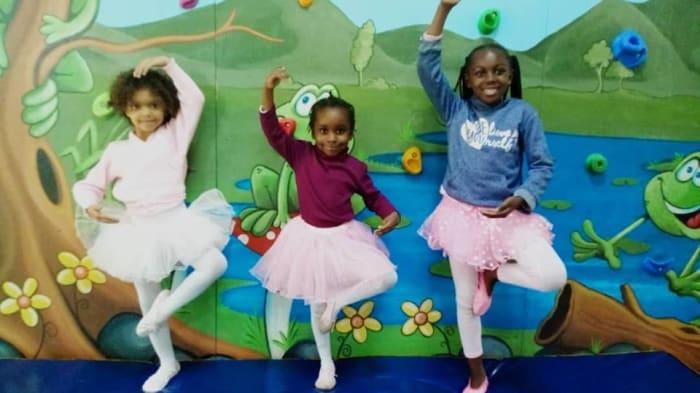Ballet classes for little ones