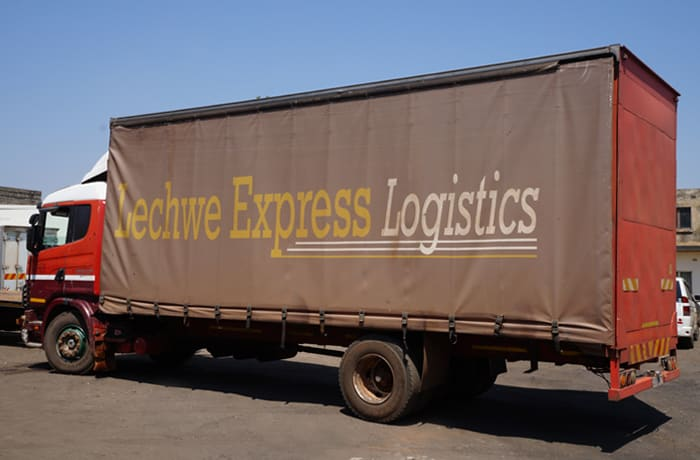 A leading courier and logistics company in Zambia