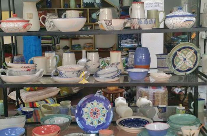 All pottery is made from 100% Zambian clay