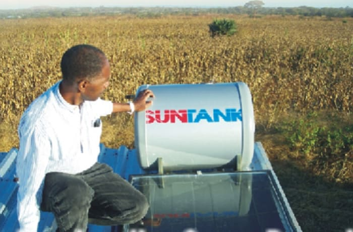 Stocks solar thermal systems and solar geysers