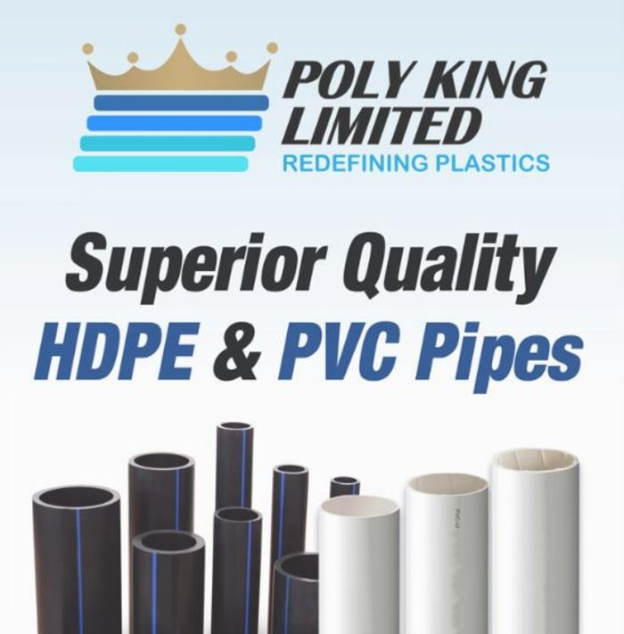 Superior quality pipes
