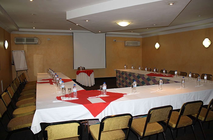 Unique venue accommodating upto 200 delegates